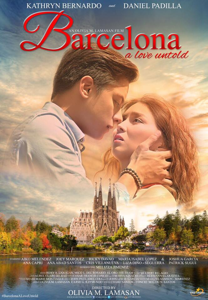 �barcelona a love untold� � official movie poster