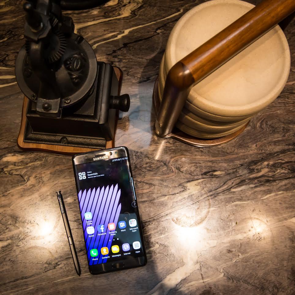 Samsung Note 7 b