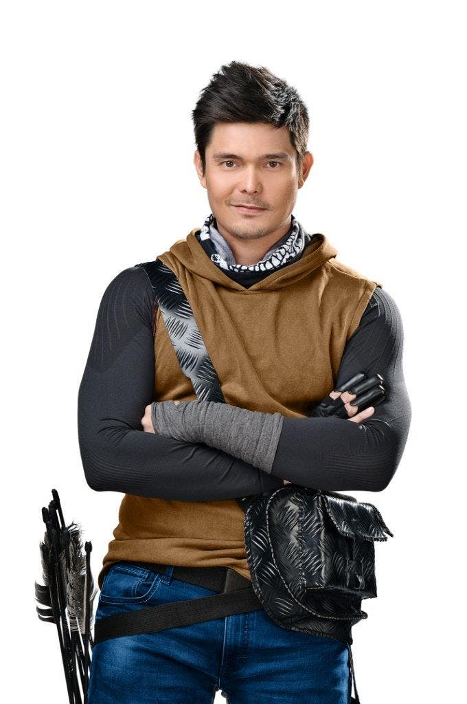 Dingdong Dantes Headlines GMA Network's 'Alyas Robin Hood ...