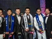 The winners of Mr. Gay World Philippines 2016. Photo Credit: Rappler