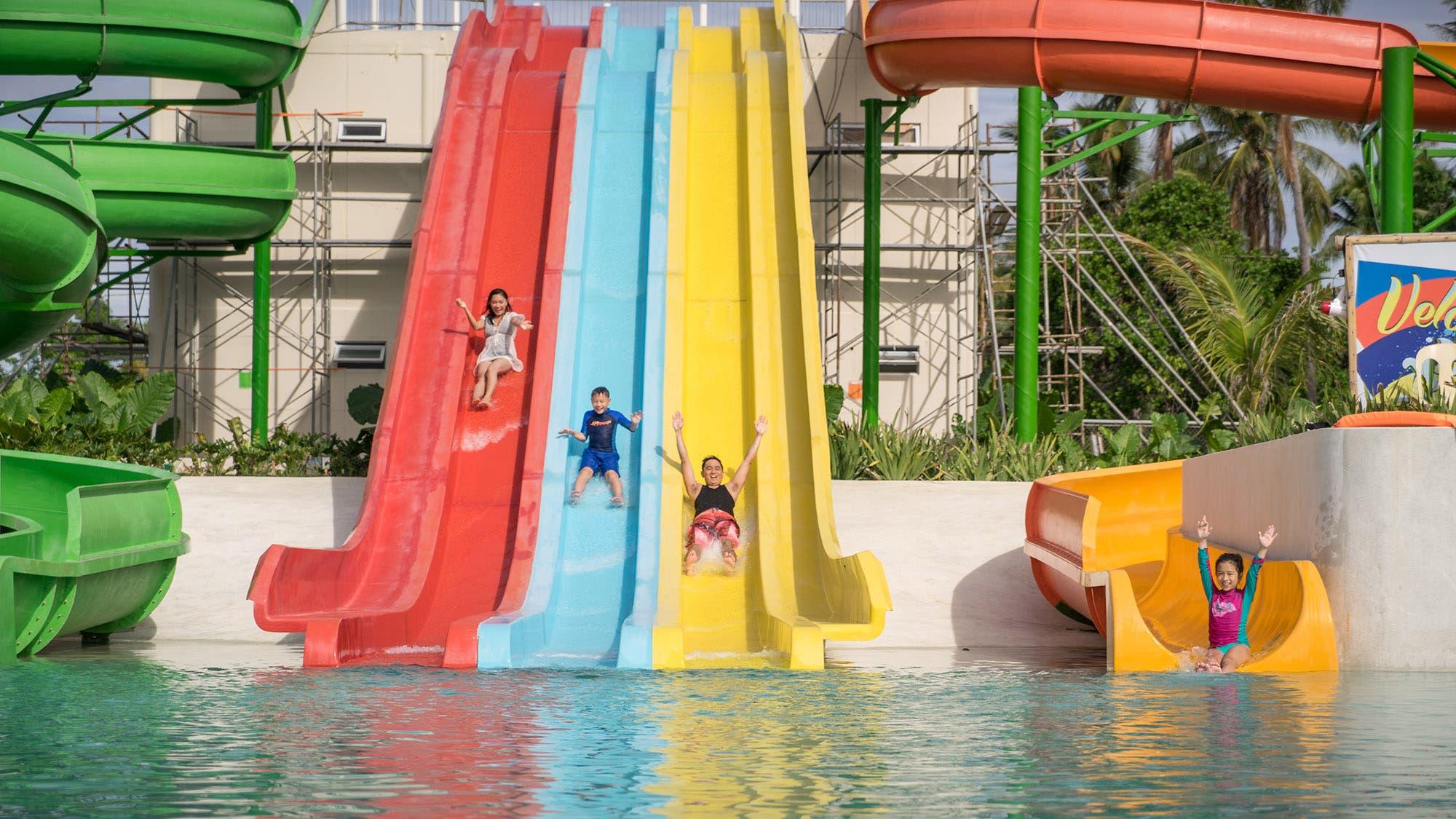 palawan-waterpark_vortex-slide