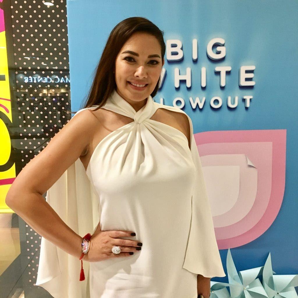 Ruffa Gutierrez headlines Watsons' 'Big White Blowout'