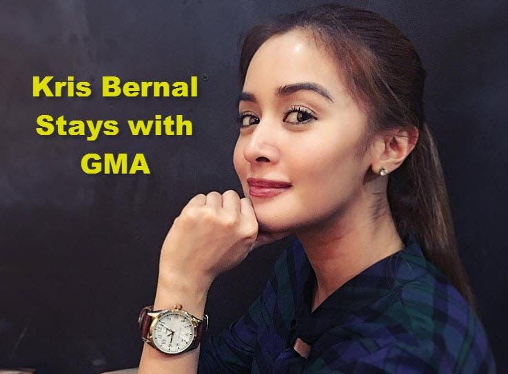Kris Bernal GMA