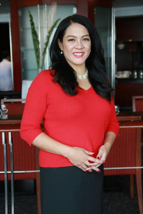 International news anchor Annalisa Burgos is the latest addition to ANC's formidable roster of journalists.