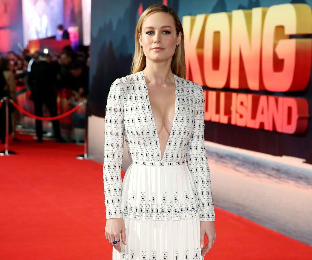 Brie Larson Channels Her Inner Action Hero In Kong Skull