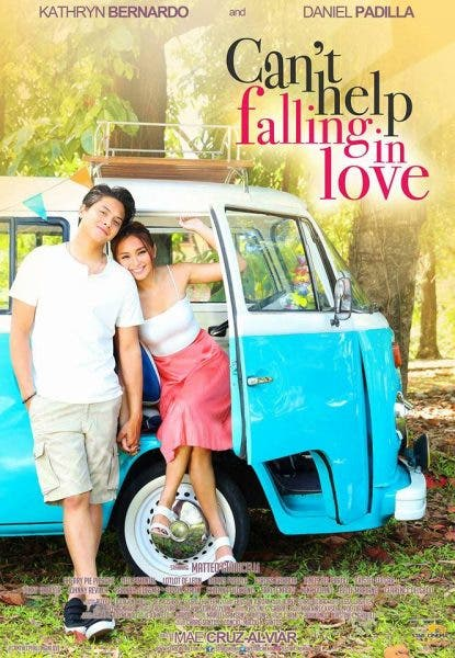 Image result for Can't Help Falling in Love (film) 2017