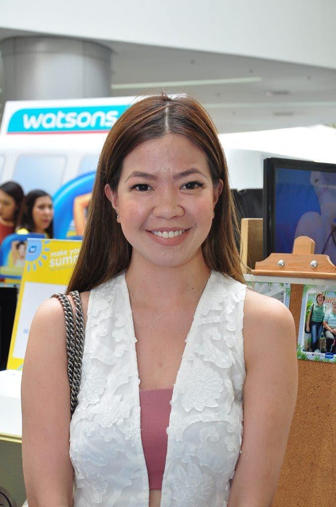 Karen Fabres, Group Marketing Manager 2