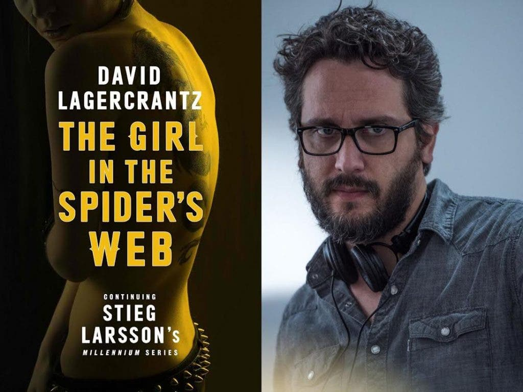 The Girl in Spider Web