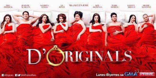 D'Originals Title Card