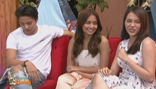 WATCH: Julia Montes Revelations on Kathryn and Daniel ...