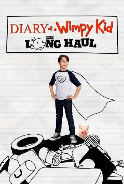 Hasil gambar untuk Nonton Diary of a Wimpy Kid: The Long Haul (2017) movie poster