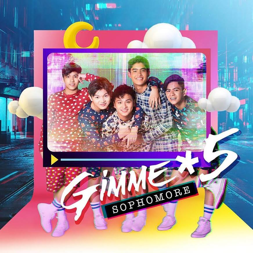 Gimme5 Releases 'Sophomore' Album | Starmometer