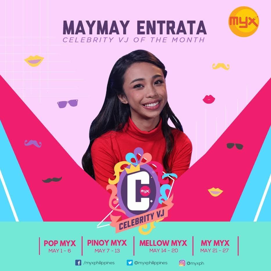 MYX Celebrity VJs - MYX | YOUR CHOICE. YOUR MUSIC.