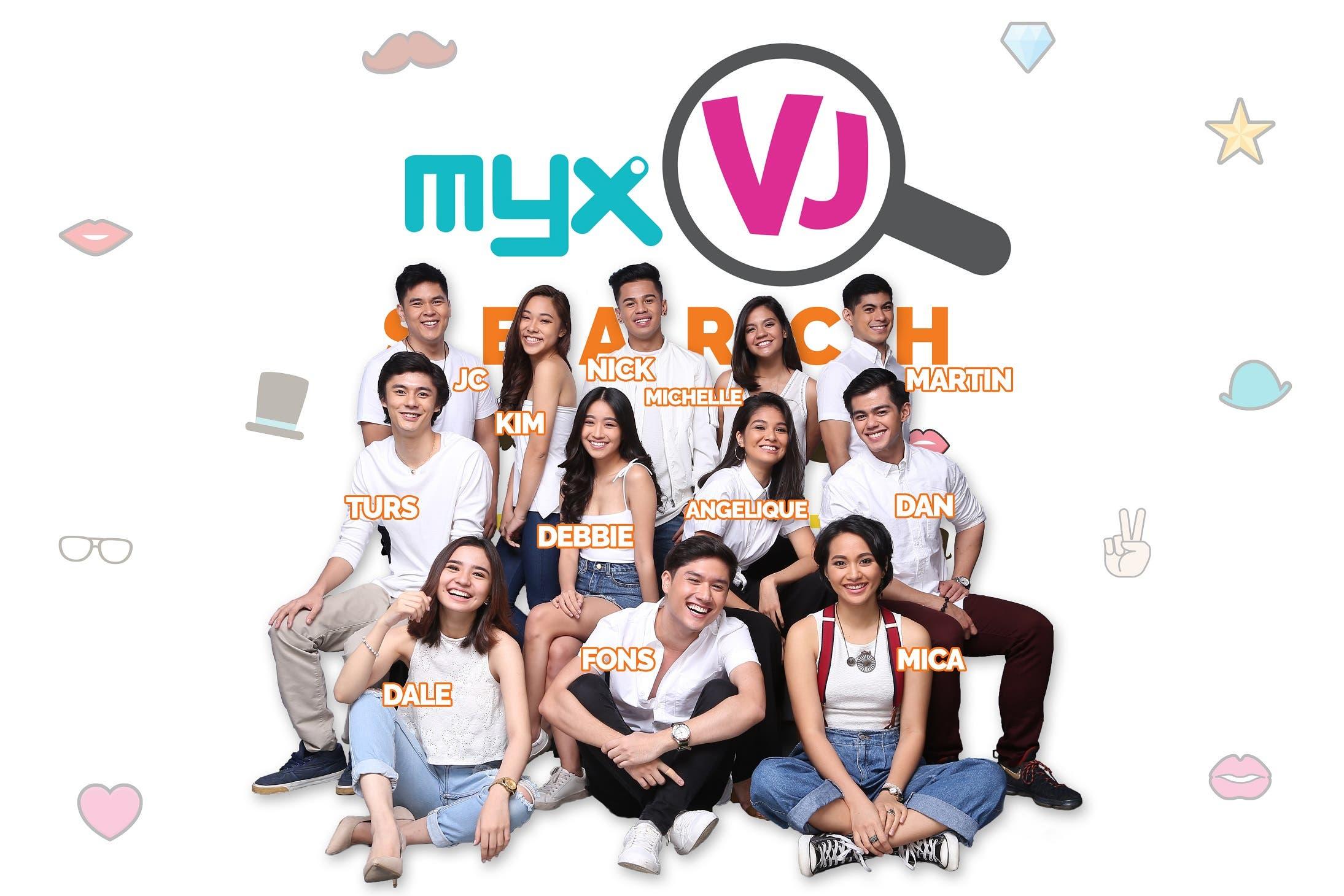 Celebrity VJ Arci Rocks MYX This August   The Screening Room