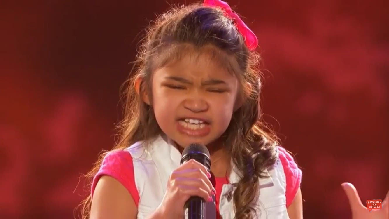 fil am angelica hale is on fire gets golden buzzer on