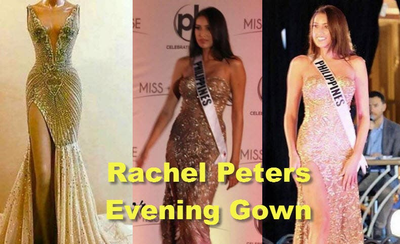 Watch Rachel Peters In The Evening Gown Preliminary Competition Of