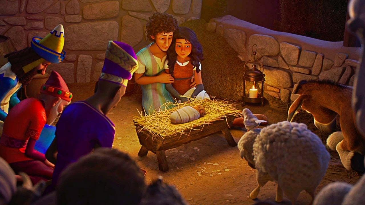its the nativity story from the point of view of the animals and in this film we follow bo who is the donkey that carries mary and joseph to bethlehem