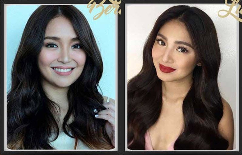 Exo Concert 2018 Philippines >> Nadine Lustre, Kathryn Bernardo Take Early Lead in '100 Most Beautiful Women in the Philippines ...