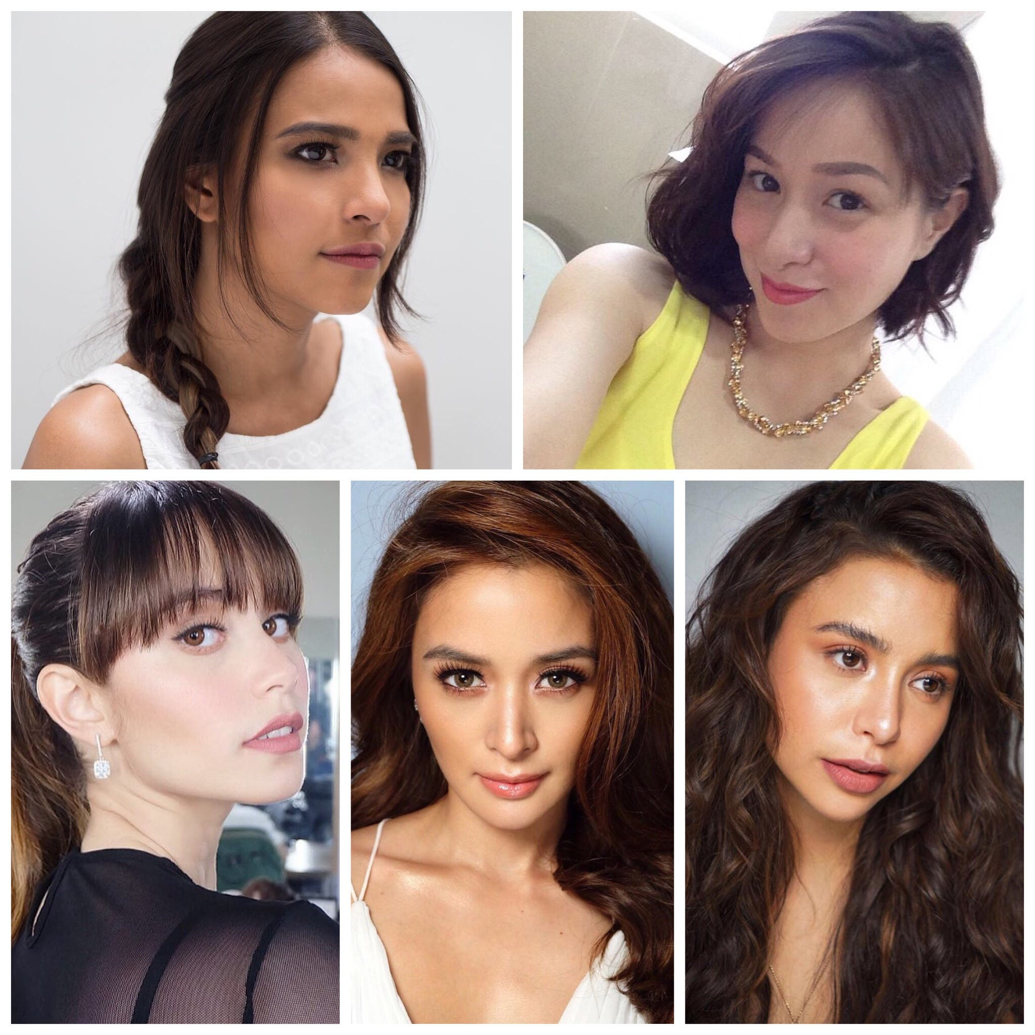 Most Beautiful Woman In The Philippines Without Makeup ...