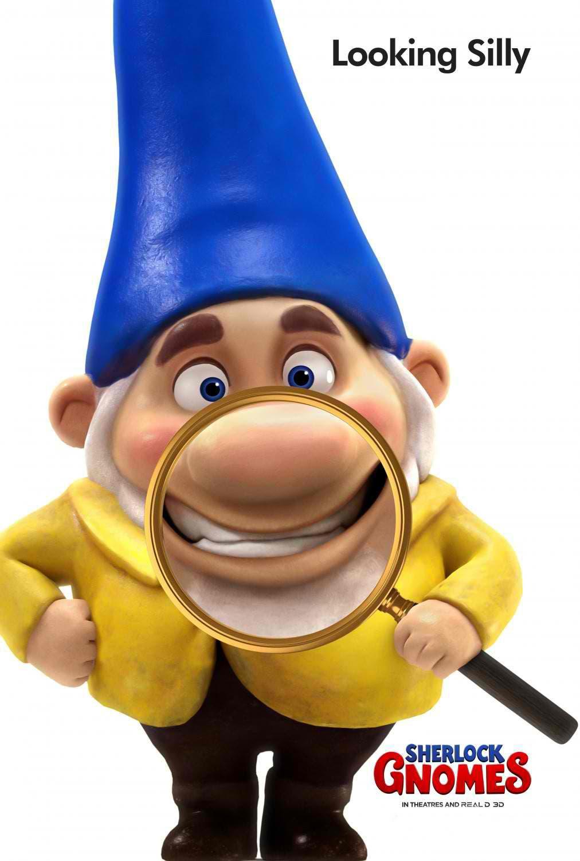 James Mcavoy Gnomeo And Juliet 'Sherlock Gnomes' ...