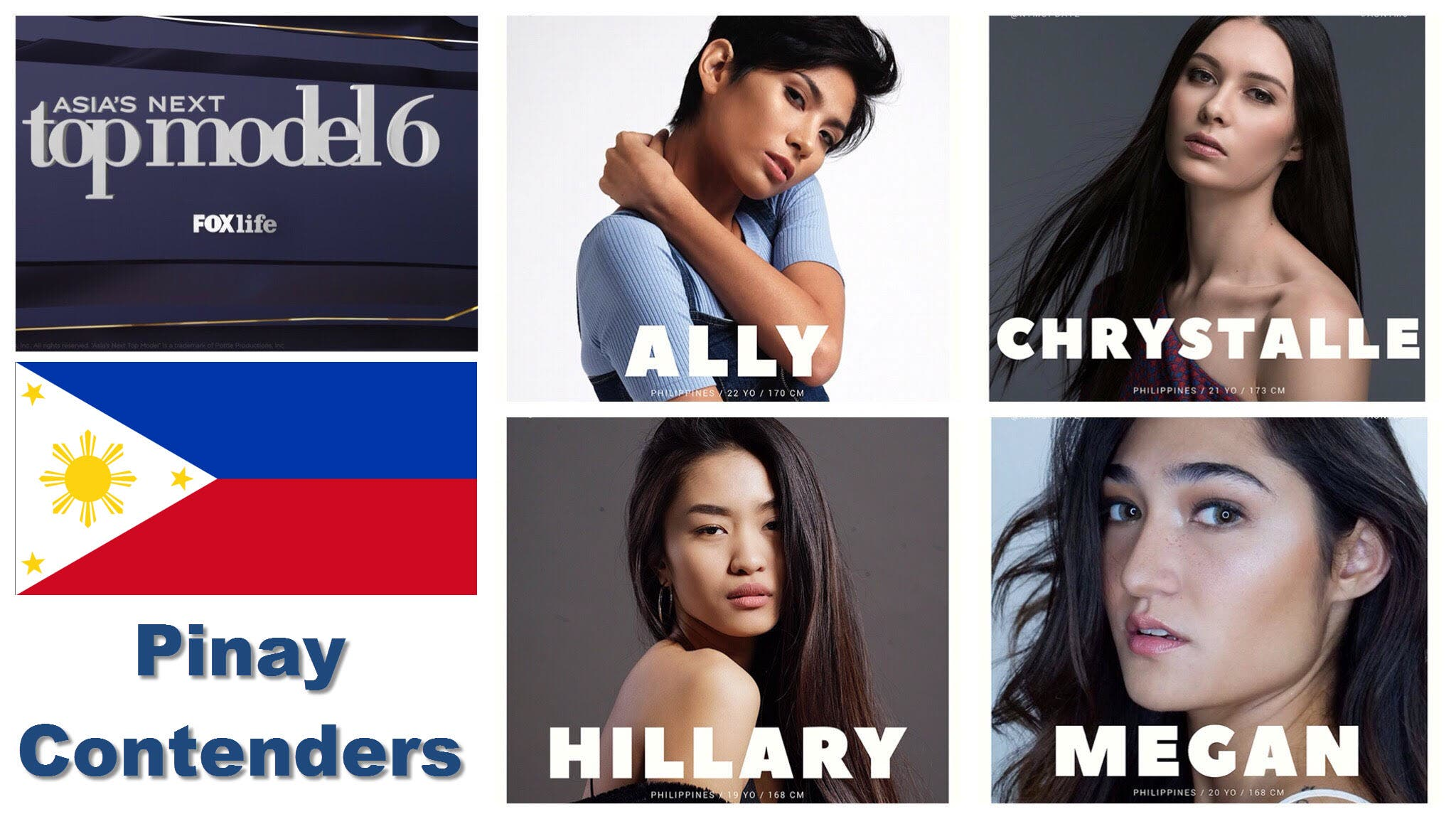 PH Bets in Asia's Next Top Model Cycle 6 | Starmometer | 2048 x 1152 jpeg 304kB