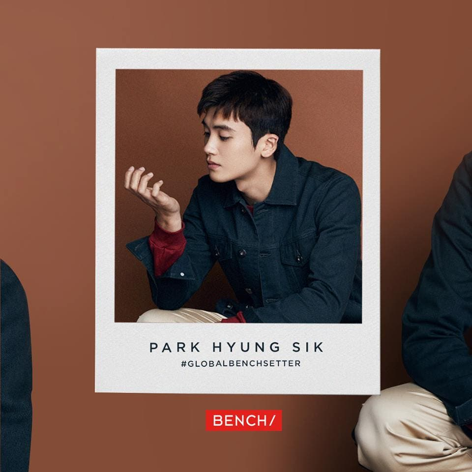 WATCH: Park Hyung Sik for Bench