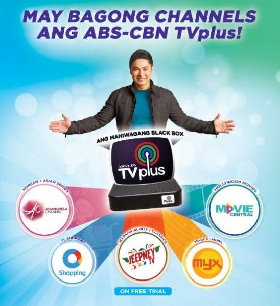 5 New Abs Cbn Tvplus Channels Launched Starmometer