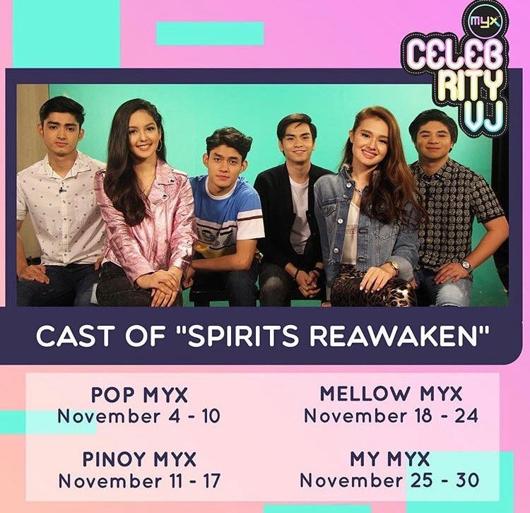 MYX   YOUR CHOICE. YOUR MUSIC.