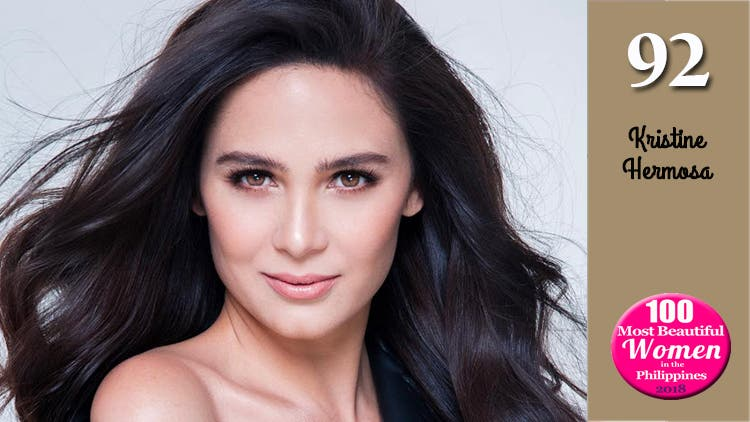 100 Most Beautiful Women In The Philippines 2018