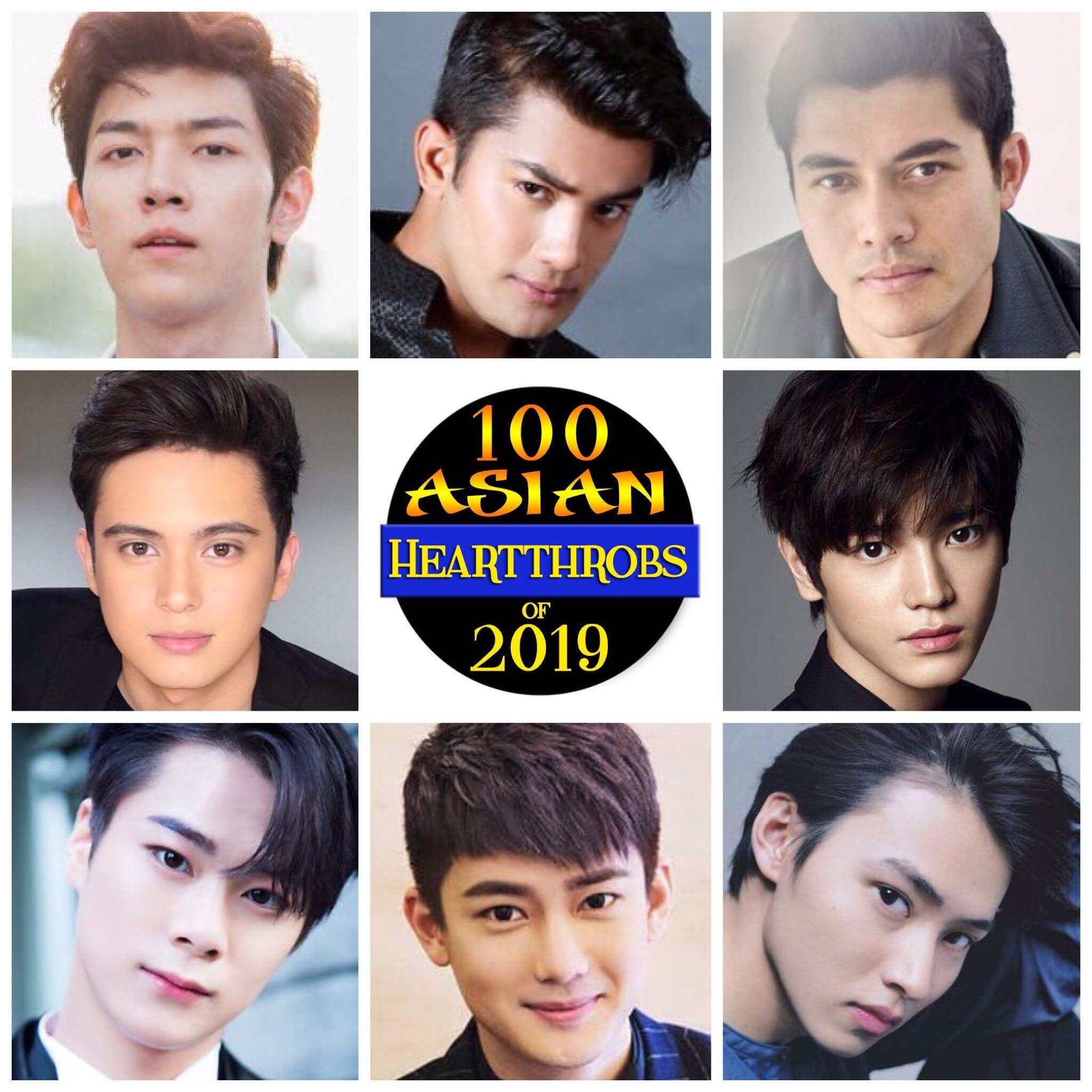 The 100 Group: Poll: 100 Asian Heartthrobs Of 2019 – Group 5