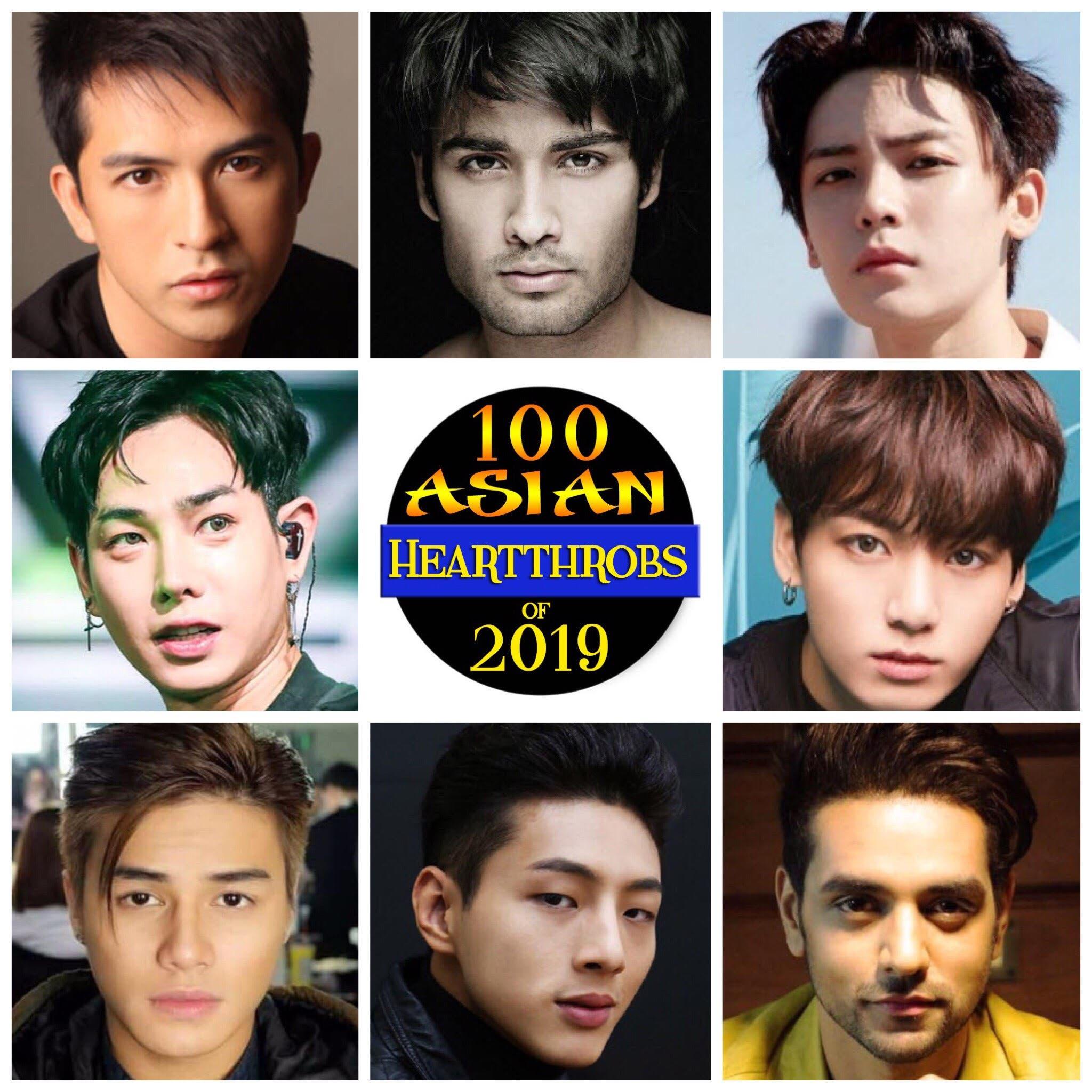 The 100 Group: Poll: 100 Asian Heartthrobs 2019 – Group 8