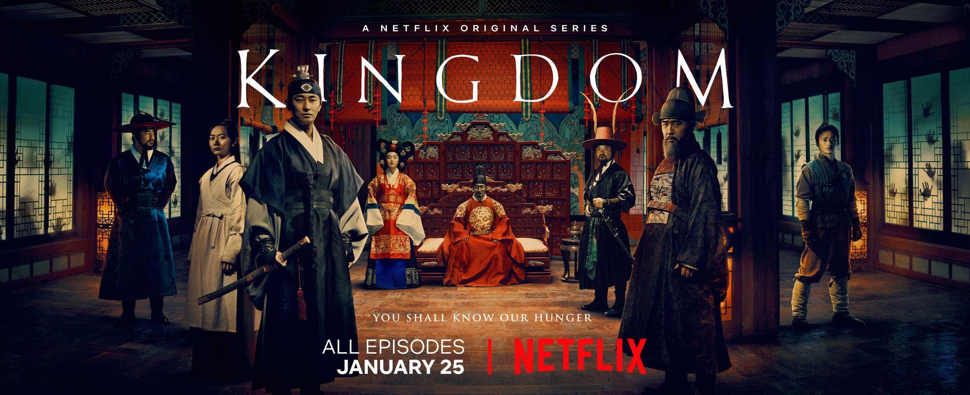 kingdom serie netflix