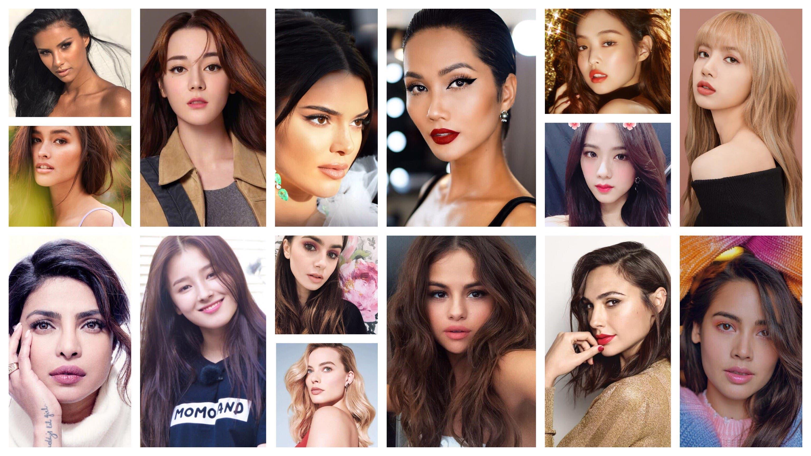 Photo world beautiful girl Top 20