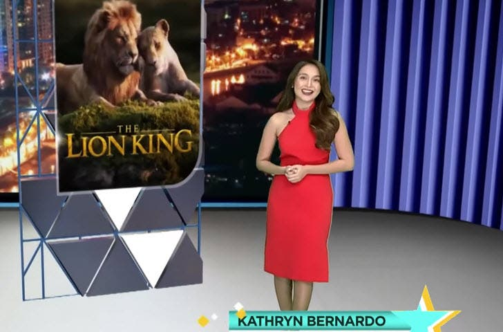 watch  kathryn bernardo as guest  u2018star patroller u2019 on tv