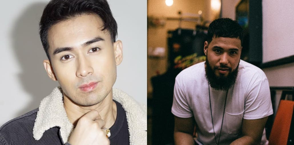 Chikkaness Avenue: YOUNG JV TEAMS UP WITH FIL-CANADIAN ARTIST BRIIO FOR NEW SINGLE OUTTA MY MIND
