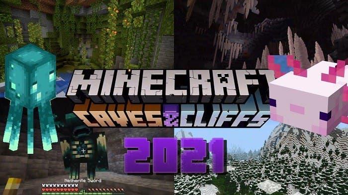 Download Minecraft PE 2021 Apk: Caves & Cliffs Update Free ⋆ Starmometer