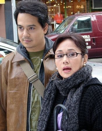 John Lloyd Cruz and Vilma Santos in IN MY LIFE to be shown on Cinema One on July 18_