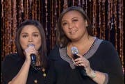 Sharon Cuneta with Judy Ann Santos